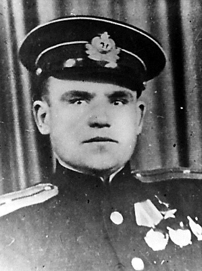 Герой четырех морских десантов
