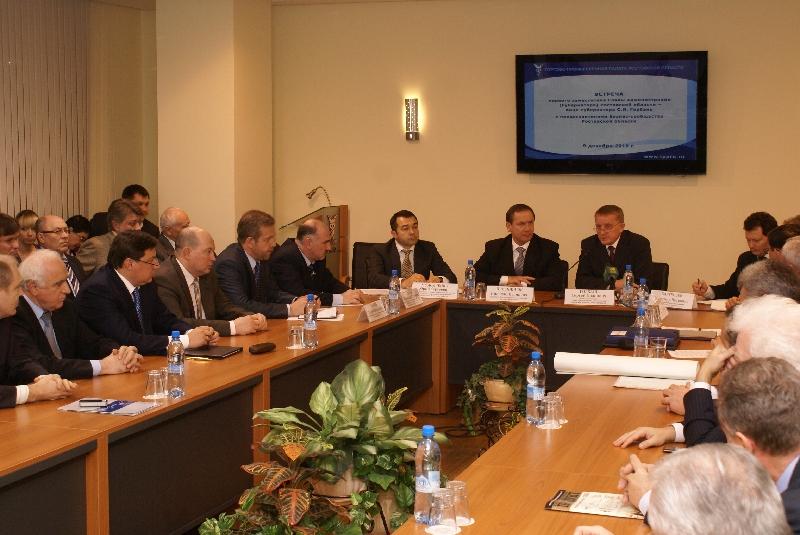 Вице-губернатор Сергей Горбань: «В Ростовской области точно хорошо».