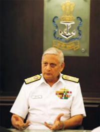 ВМС Индии не собираются быть