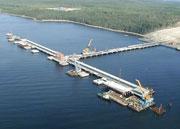 Усть-Луга - новый конкурент для российских балтийских портов