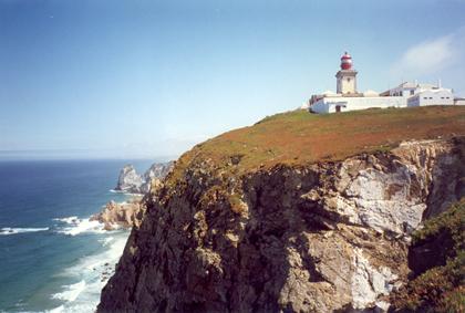 Мыс Кабо Рока. Португалия